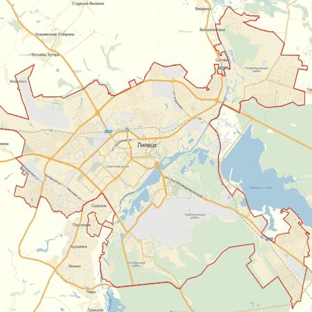это карта города липецка по фотографии отличаются безупречным